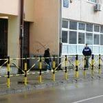 Postavljena zaštitna ograda u Loznici pored dve škole