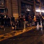 Protesti zbog hapšenja repera Pabla Heselja ponovo se pretvorili u nemire