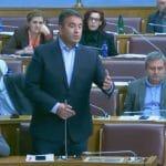 MEDOJEVIĆ: U Crnoj Gori postoje samo dve politike