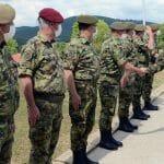 Načelnik Generalštaba sagledao organizaciju života i rada u jedinicama (FOTO)
