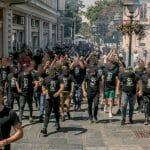 POSLEDNJI POZDRAV ZA UBIJENOG VELIČKOVIĆA GOKSIJA! Pogledajte kako su se Grobari oprostili od velikog navijača Partizana! VIDEO