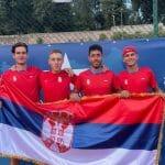 Juniori Srbije u borbi za ekipno evropsko zlato