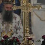 BLAGOSLOV ZA UČENIKE I STUDENTE Patrijarh Porfirije služio liturgiju povodom početka školske godine