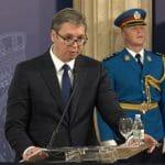 VAŽNO Vučić se u 18 časova obraća javnosti