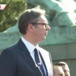 Vučić na otvaranju fabrike Leoni u Kraljevu