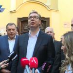 POSETA MAĐARSKOJ Predsednik Vučić ima glavno izlaganje!