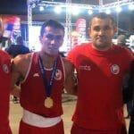 ŠABAC OBOJEN U CRVENO-BELO! Šest medalja za boksere Crvene zvezde na prvenstvu Srbije!