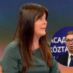 MORAO JE MALO DA STANE Suzana Vasiljević o zdravstvenom stanju predsednika Vučića