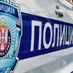SAOBRAĆAJKA U ČAČKU Direktan sudar dva automobila, od siline udara vozilo se prevrnulo na stranu