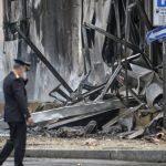 TRAGEDIJA U MILANU Avion se zakucao u zgradu, poginulo osam ljudi