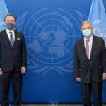 SELAKOVIĆ O SASTANKU SA GUTEREŠOM Generalni sekretar UN deli stav šefa Unmika o akcijama Prištine (VIDEO)